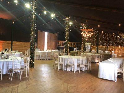 Fairy Light Hire Cheshire Stock Farm