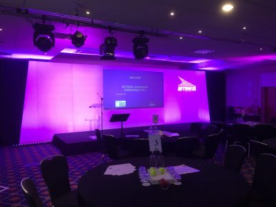 Conference Set Venue Support Hire Cheshire
