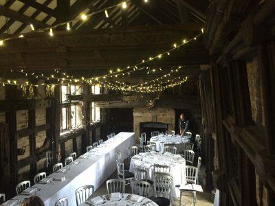 Wedding Fairy Light Hire