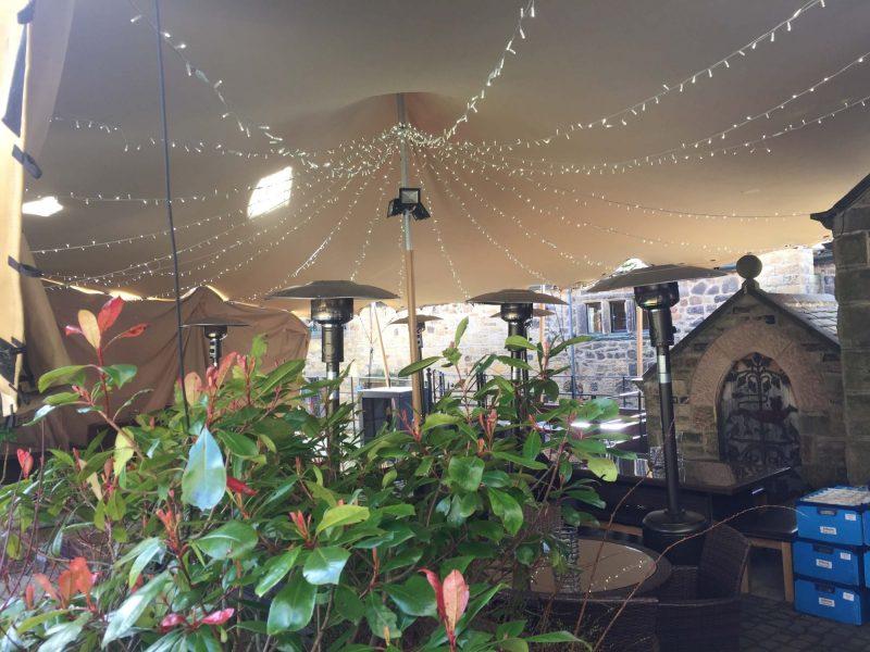 Wedding Fairy Lighting Hire Upper House