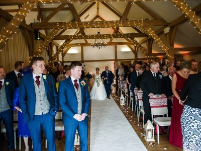 Fairy Lights Hire Cheshire Sandhole Oak Barn