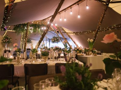 Fairy Lighting Hire Upper House Hayfield
