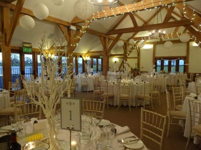 Fairy Lighting at Sandhole Oak Barn Cheshire Wedding Lighting
