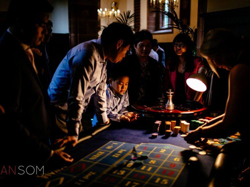 Casino Tables Hire Cheshire