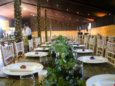 Stock farm wedding Cheshire