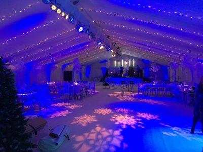 Wedding Fairy lighting Cheshire