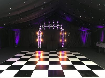Dancefloor hire Cheshire