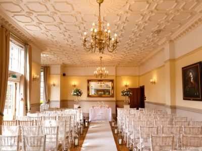 Nunsmere Hall Cheshire