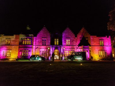 Outdoor Lighting Hire Cheshire