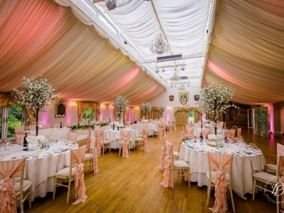 Wedding Lighting Hire Pink Lighting Hire