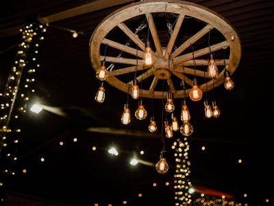 Vintage Lighting Hire Cheshire Stock Farm