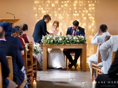 Fairy Light Backdrop Hire - The Ashes