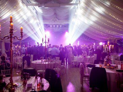 Wedding Lighting Hire Cheshire