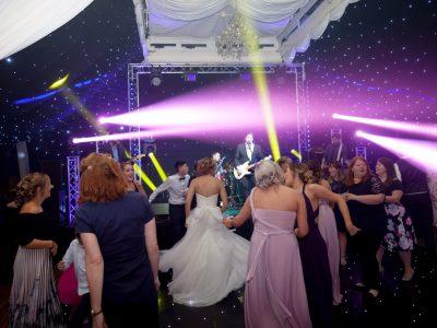 Wedding Lighting Hire Wrenbury hall