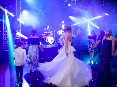 Cheshire Lighting hire and dance floor hire