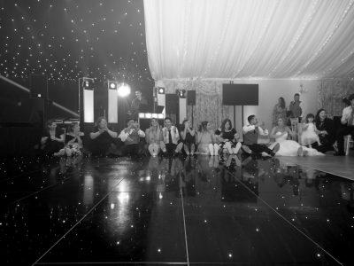 Dance Floors at Wrenbury Hall