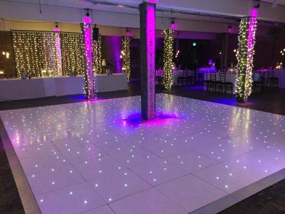 LED dancefloor Cheshire Manchester