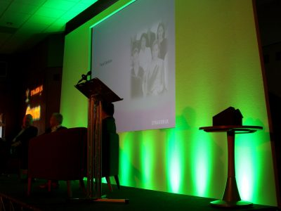 Conference and stage set support