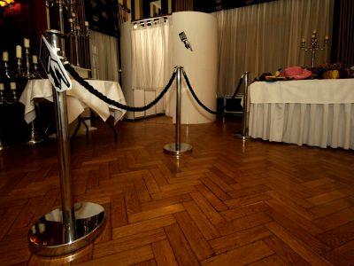 Photobooth Cheshire wedding